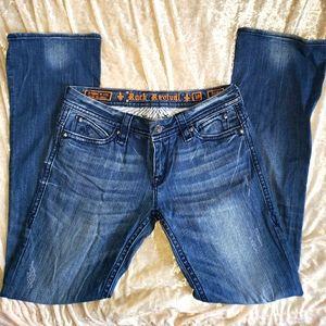 Rock Revival Sasha boot cut jeans